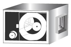 caja extractora